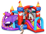 99001: Penelope the Dragon Jumping Castle