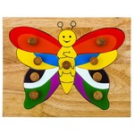 83030: Butterfly Knob Puzzle