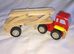 62058: Wooden Car Carrier