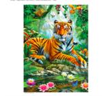 83061: Tiger in the Jungle Puzzle 500pcs