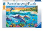 83065: Dolphin Cove puzzle 500pcs
