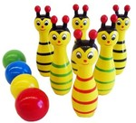 70099: Bowling Bees Skittle Game