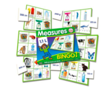 64001: Measures Bingo