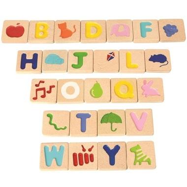 44009: Plan toys Alphabet