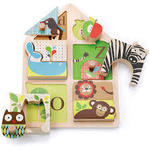 83077: Alphabet Zoo Puzzle Match and Play