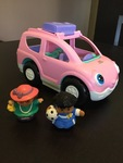 62158: Little People Car