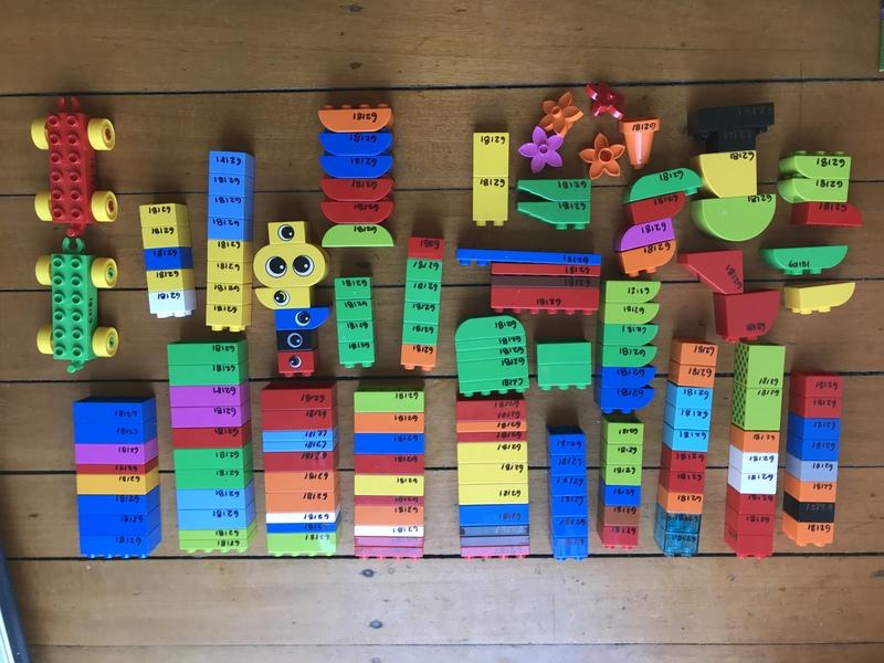 62181: Lego Duplo Massive Create Box