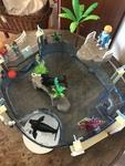 62208: Playmobil Aquarium