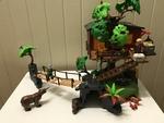 62209: Playmobil Tree House Adventure