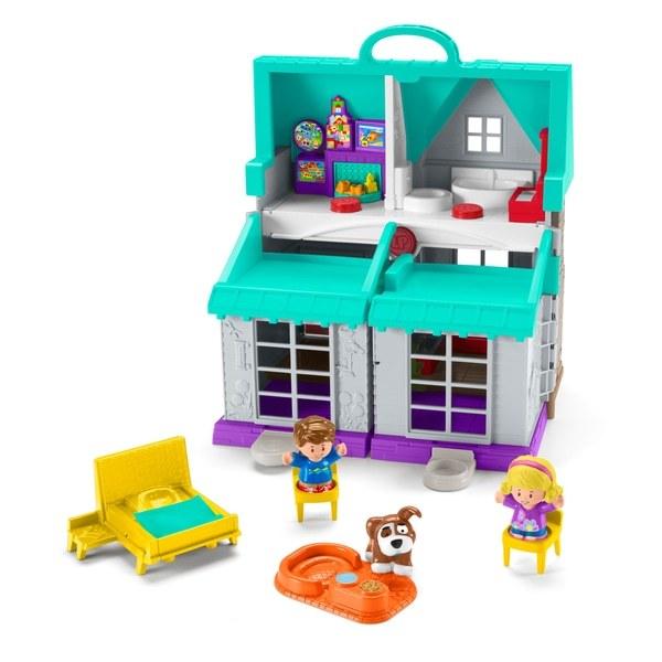 62265: Little People Big Helper's Home plus bag