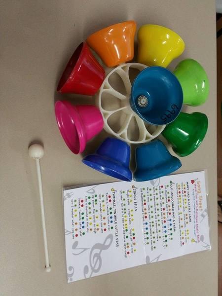 6995: Spinning bells