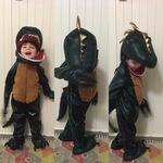 6253: Dinosaur Costume