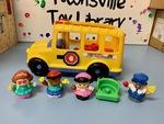 62306: Little People School Bus