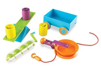 2011: Simple Machine Activity Set