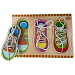 83087: Shoe Lacing Puzzle