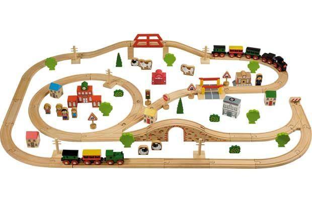 62060: Assorted Train Set