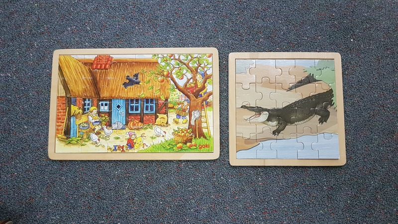 83020: Puzzle Set