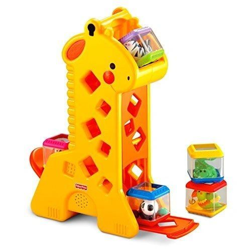 80055: Peekablocks Giraffe + BOX
