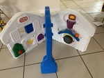80072: Little Tikes Fold Out House