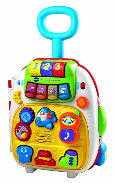 80074: Vtech Roll & Learn Activity Suitcase