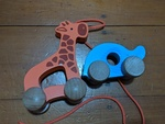 80086: Wooden baby toys