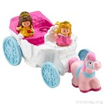 62015: Little People Princess Carriage
