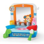 80121: Fisher Price laugh and learn sink + box