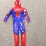 1780: Spiderman Costume