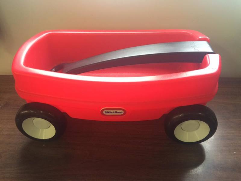 1828: Red Wagon