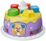 1834: Fisher Price Birthday Cake