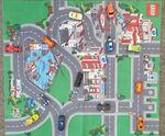 1862: Lego City Play Mat Set