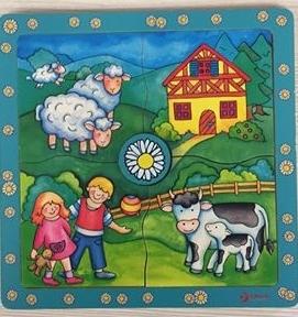 1870: Farm Puzzle