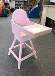 1911: Dolls Highchair