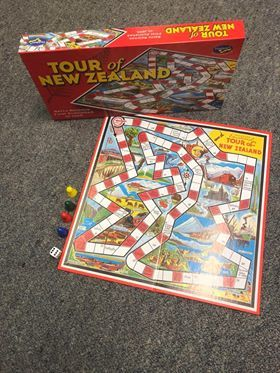 1968: Tour of New Zealand Game