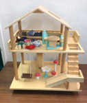 1973: Wooden Play House
