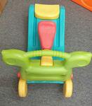 1990: Slide Ride On Toy