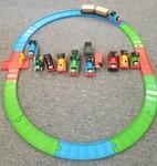 1025:  Thomas & Friends Playset