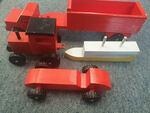 2009: Wooden Transport Set