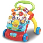 1098: V Tech First Steps Baby Walker