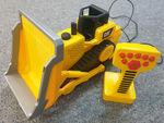 1112: CAT Remote Control Bulldozer