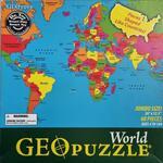 1127: World Map Puzzle
