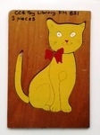 FM821: Yellow Cat