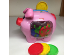 F240: Fisher Price Pig Money Bank