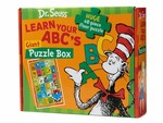 A58: Dr. Seuss Learn Your ABC's Giant Puzzle