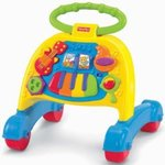 F12: Fisher Price Musical Walker