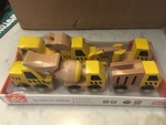 C372: Wooden construction vehicles