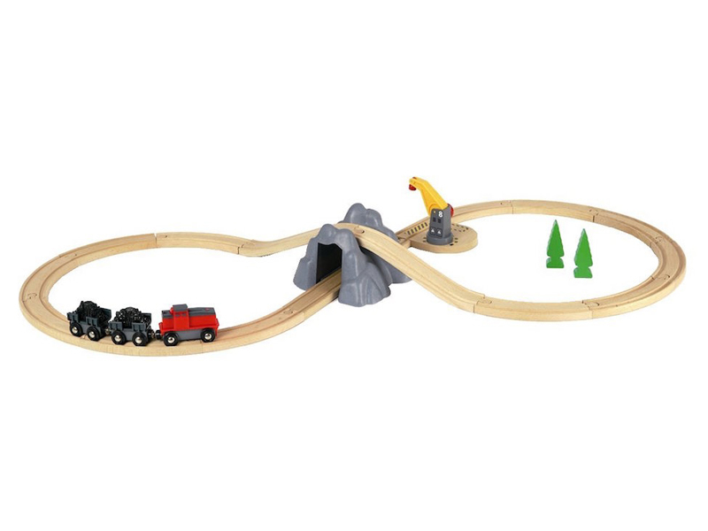 B207: Brio Mountain Adventure Set