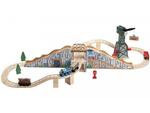 B222: Thomas the Tank Engine Gold Mine Mountain Set