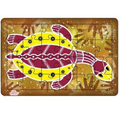 A52: Indigenous Turtle Puzzle