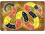 A53: Indigenous Serpent Puzzle